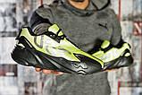 Кросівки чоловічі 15524, Adidas Yeezy 700, зелені, < 41 42 43 44 45 > р. 41-26,5 див., фото 6