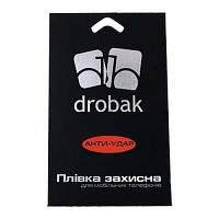 Пленка защитная Drobak для Samsung Galaxy S Duos S7562 Anti-Shock (508938)