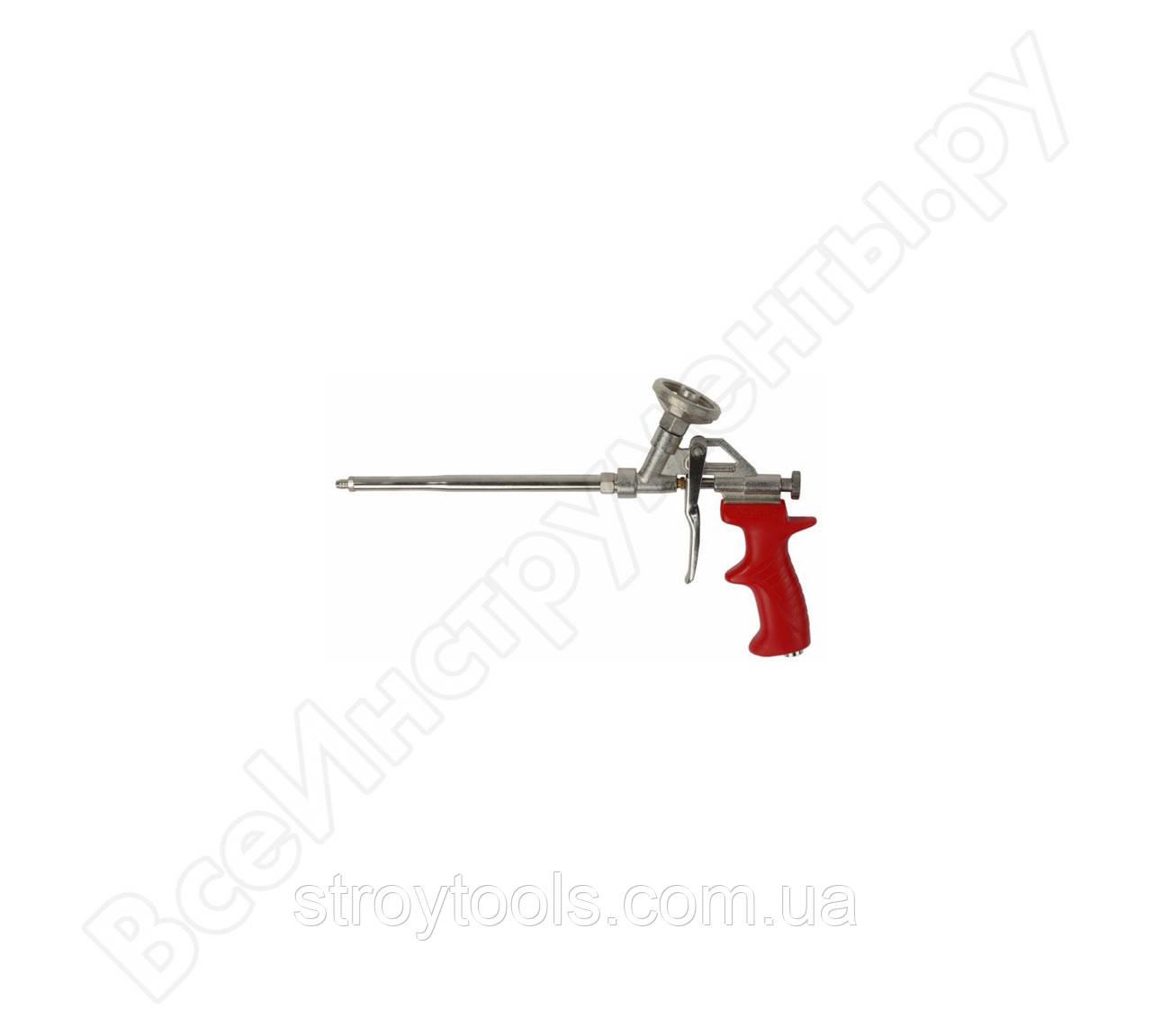 Пістолет МОНТАЖНИК для монтажної піни ЗУБР 4-06875