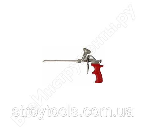 Пістолет МОНТАЖНИК для монтажної піни ЗУБР 4-06875, фото 2