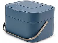 Настольный контейнер для пищевых отходов Joseph Joseph Nest Stack Sky 4 л 30108