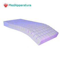 Матрас ортопедический из пенополиуретана (поролона) высоко эластичного 800х2000х120 (7,48)  МПП-1