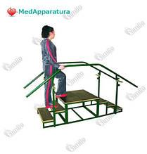 Сходи для дорослих відновлення навичок ходьби 2980х800х1200 ... 1400 СХ-1