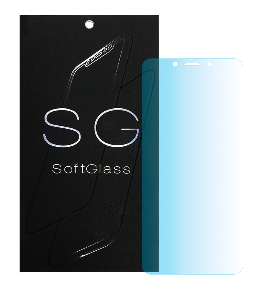 Поліуретанова плівка Xiaomi Redmi 6a SoftGlass Екран