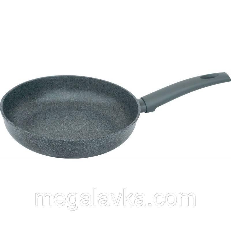 Сковорода Granite Gray SoftTouch 28 см БИОЛ 28134P
