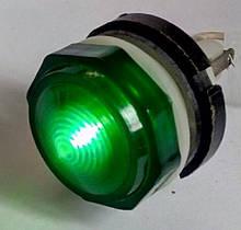 Сигнальная арматура светодиодная АМЕ 24В зеленая