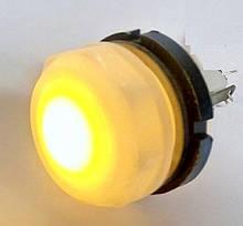 Сигнальная арматура светодиодная АМЕ 24В белая