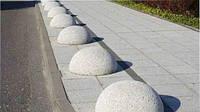 Антипарковочная сфера (из бетона )