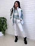 Джоггеры з екошкіри, фото 5