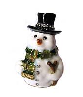 Наперсток сувенирный Снеговик