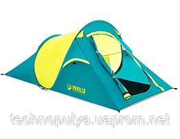 Палатка двухместная полуавтоматическая Pavillo Bestway 68097