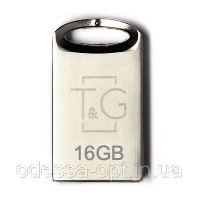 Накопичувач USB 16GB T&G металева серія 105, фото 2