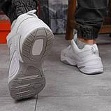 Кроссовки мужские 18201, Nike M2K Tekno, белые, [ 41 42 43 44 45 46 ] р. 41-26,2см., фото 5