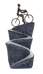 Статуэтка ITALFAMA из смолы и бронзы The Path Of Life Жизненный путь (SR44430)