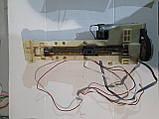 Привод заварочного блока в сборе для кофемашины Delonghi ECAM 23.450 б/у, фото 2