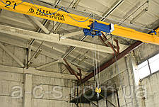 Кран мостовий кран козловий кран-балка, грузоподьемное обладнання, фото 2