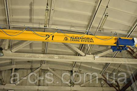 Кран мостовой, кран козловой, кран-балка, грузоподьемное оборудование, фото 2