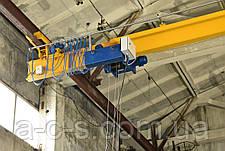 Кран мостовий кран козловий кран-балка, грузоподьемное обладнання, фото 3