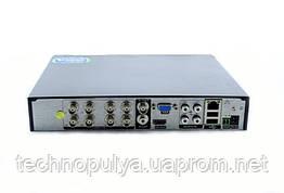 Регистратор видеонаблюдения DVR 8 канальный UKC CAD 1208 AHD (007584)
