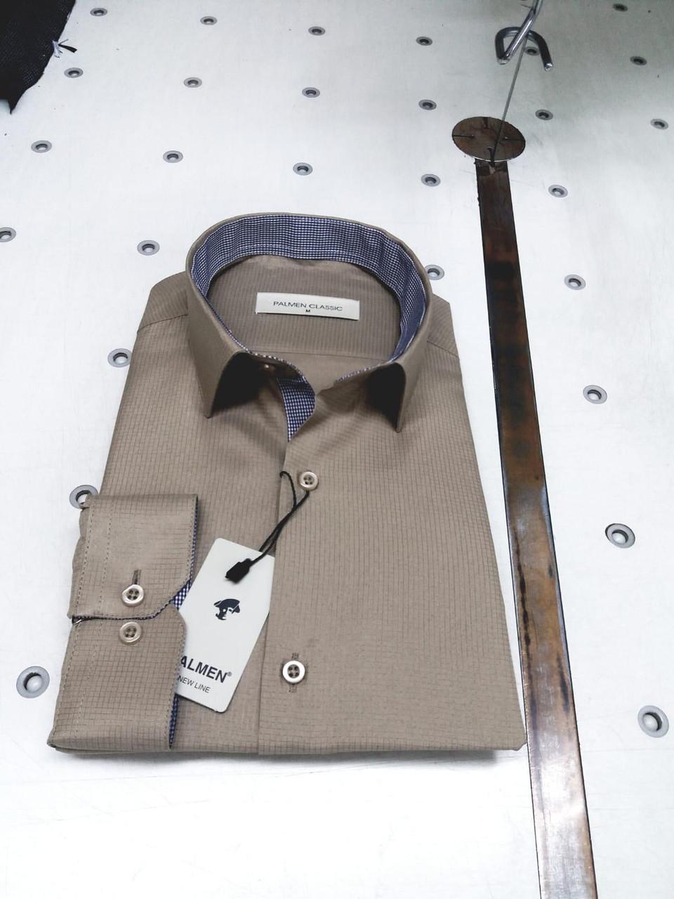 Чоловіча класична сорочка Palmen жакард