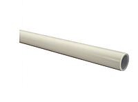 Многослойная труба PE-RT/AL/PE-RT, белая, в штангах 40 x 4.0