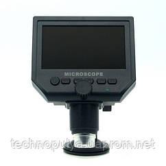 Микроскоп эндоскоп цифровой 600x с дисплеем HLV E2360 (006750)