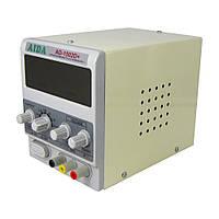 Блок живлення AIDA AD-1502D+, 15V, 2A, цифрова індикація, RF індикатор, автозбереження після КЗ