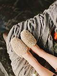 Домашние тапочки (мюли) Florence - бежевый цвет, фото 2