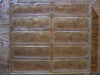 """Полиуретановые и силиконовые формы для изготовления плитки """"Старый кирпич"""""""
