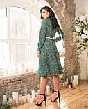 Платье зеленое, фото 3