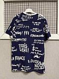 Яркие трендовые футболки для мальчиков 158-170см, фото 4