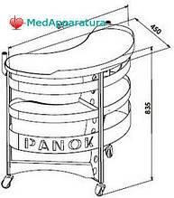 ПАНОК-1 овальный