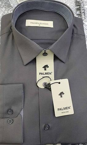 Чоловіча класична сорочка Palmen жакард, фото 2