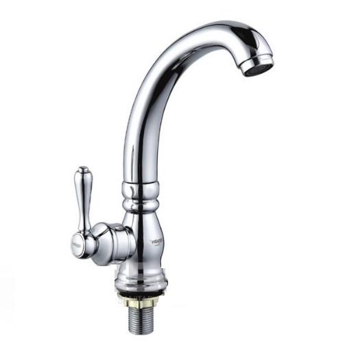 Смеситель ZEGOR на одну воду DML 14-A119 для умывальника