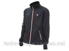 Куртка спортивная DAM Effzett Microfleece Jacket ХХL Black