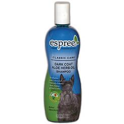 "ESPREE ""Dark Coat"" Aloe Herb Oil Shampoo Шампунь с маслом алоэ «Тёмный окрас». 0,355мл"