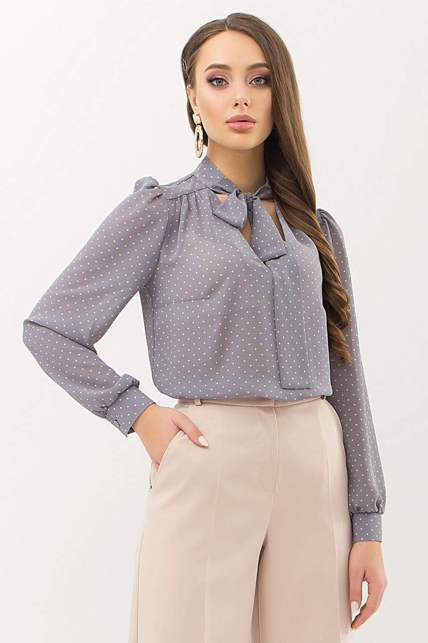 GLEM блуза Аза д/р