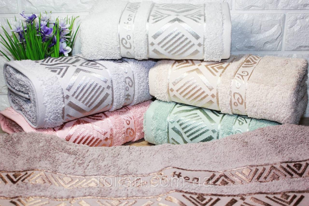 Банные турецкие полотенца EKOSE