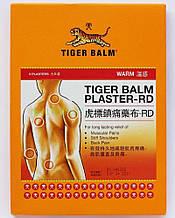 Пластырь лечебный обезболивающий Tiger balm red