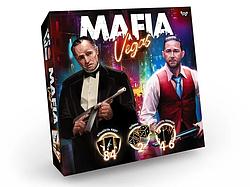 """Настільна гра """"Мафія"""" російська мова Dankotoys (MAF-02-01U)"""