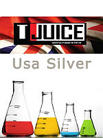 Набор для замеса жидкости T-Juice Usa Silver 100 мл.