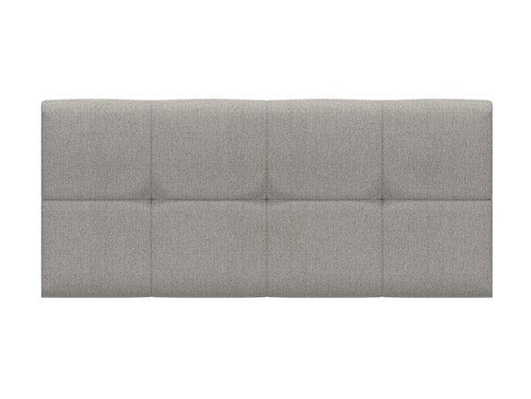 Накладка на изголовье к кровати TETRIX LOZ90 BRW серый(Inari 91)