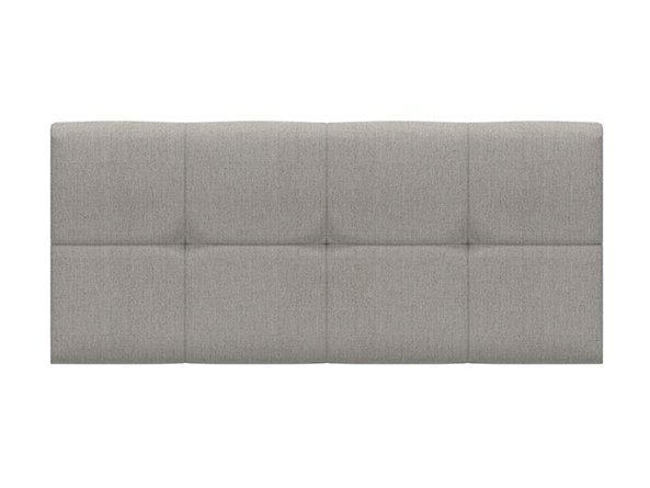 Накладка на узголів'я до ліжка TETRIX LOZ90 BRW сірий(Inari 91)