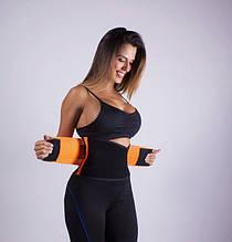 Пояс для схуднення Hot Shapers Power Belt / Хот Шейперс стягуючий неопреновий, розмір L