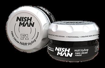 Крем-помада для укладки волос Nishman F1 100мл