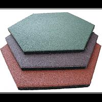 Плитка резиновая Eco Form (от 20 до 30 мм)