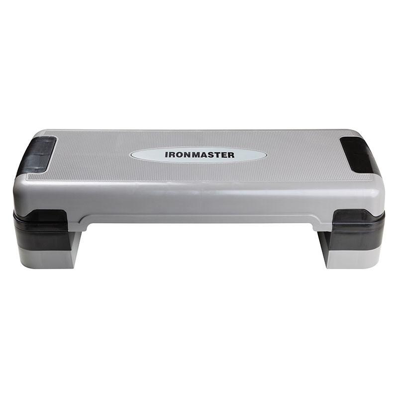 Степ платформа IronMaster, 80 x 31 x 15 см