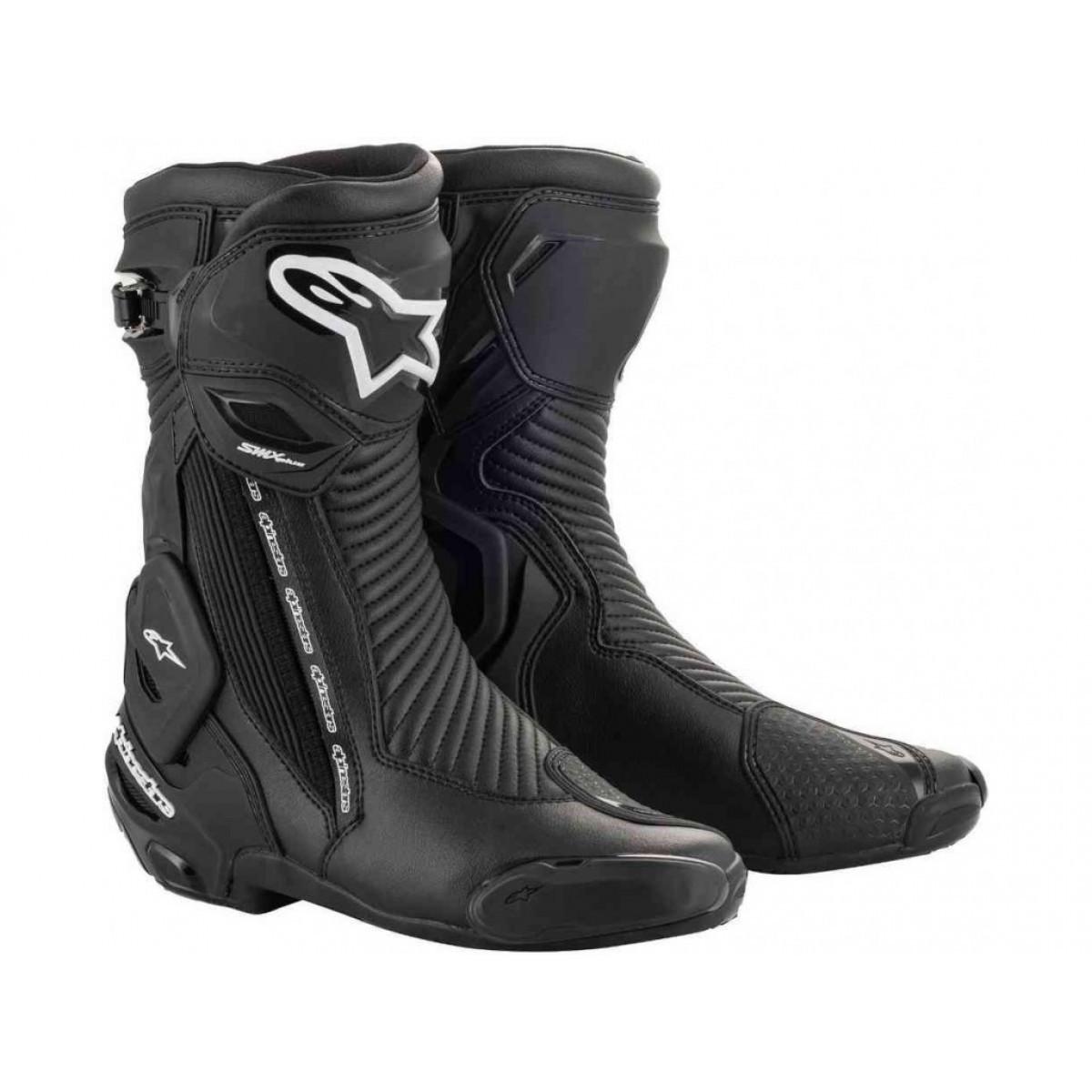 Мотоботы Alpinestars SMX Plus V2 Black, 43