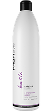 Бальзам з Протеїнами шовку PROFIStyle Basic для всіх типів волосся, 250мл