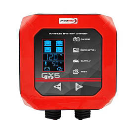 Зарядное устройство для аккумуляторов (Швейцария) тестер для аккумуляторов LEMANIA ENERGY 0XLMGX5